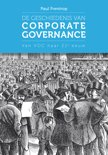 Nyenrode University Press - De geschiedenis van corporate governance