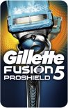 Gillette Fusion Proshield Manual - Blauw - Scheermes