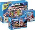Playmobil Sinterklaas voordeelbundel: Stoomboot 5206 + Sinterklaas en Zwarte Piet 4893 + Sinterklaas kalender 5217