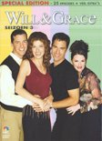 Will & Grace - Seizoen 3 (4DVD)