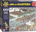 Jan van Haasteren Elfstedentocht - Puzzel 1000 stukjes