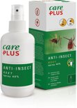 Care plus - a-insec - Deet 40% spray -  200 ml - 1 stuk