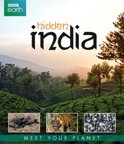 BBC Earth: Hidden India (Blu-ray)