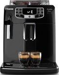 Saeco Intelia Deluxe HD8902/01 - Volautomaat espressomachine - Zwart