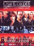 Law & Order: Special Victims Unit - Seizoen 4