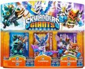 Skylanders Giants: Adventure Triple Pack Flashwing, Gill Grunt, Double Trouble