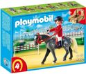 Playmobil Trakehner met Paardenbox - 5110