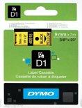 DYMO D1 Standard 9mm x 7m D1 labelprinter-tape