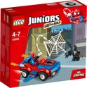 LEGO Juniors Spider-Man Spider-Car Achtervolging - 10665