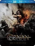Conan (3D & 2D Blu-ray) (Limited Metal Edition)