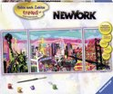 Ravensburger Trendy New York - Tekenset