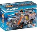 Playmobil Agents Commandotruck - 5286