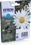 Epson 18 (T1802) - Inktcartridge / Cyaan