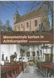 Monumentale kerken in Achtkarspelen