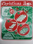 Vakverdeling kerstballenbox