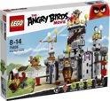 LEGO Angry Birds Het Kasteel van Koning Pig - 75826