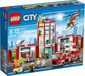 LEGO City Brandweerkazerne - 60110