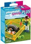 Playmobil Meisje met cavia's - 4794