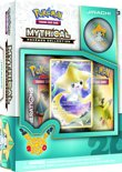 Pokemon Kaarten 20th Monthly Anniv. Jirachi Pin Box 3 C24