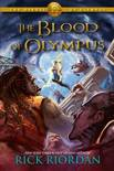The Heroes of Olympus, Book Five the Blood of Olympus