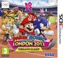 Mario & Sonic Op De Olympische Spelen: Londen 2012 - 2DS + 3DS