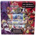 Bakugan stickerbox met 300 stickers !