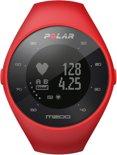 Polar M200 GPS Sporthorloge Red