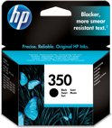HP 350 - Inkcartridge / Zwart / 4.5 ml