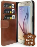 Valenta - Booklet Classic Luxe - Samsung Galaxy S6 - Brown