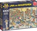 Jan van Haasteren Kassa Erbij! - Puzzel 1000 Stukjes