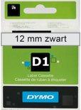 Dymo D1 45010 - Labeltape / 12MM X 7M