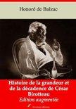 Histoire de la grandeur et de la décadence de César Birotteau – suivi d'annexes