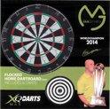 XQ-Max Michael van Gerwen Dartbord + Dartpijlen