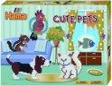 Hama Strijkkralen Cute Pets