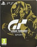 Gran Turismo Sport Steelbook Edition - PS4