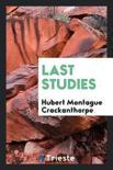 Last Studies