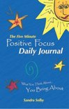 The Five Minute Positive Focus Daily Journal
