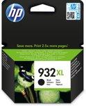 HP 932XL - Inktcartridge / Zwart / Hoge Capaciteit