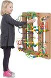 Joy Toy Kralentafel Tegen de Muur
