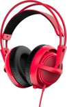 SteelSeries Siberia 200 Gaming Headset Forged Red - PC + PS4 + MAC + Xbox One + PS3