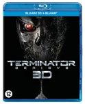 Terminator - Genisys (3D + 2D-blu-ray)