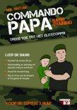Commando Papa Basis Training boek Commando Papa Basis Training boek