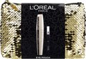 L'Oréal Paris Volume Million Lashes Mascara en Mini Super Liner Le Khol Oogpotlood Giftset - Make-up Geschenkset