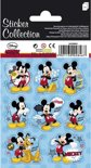 Stickers Mickey Mouse 3 vellen