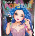 Tekenboek Popstar Top Model
