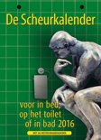 De scheurkalender voor in bed, op het toilet of in bad 2016