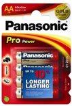 Panasonic AA Pro Power Batterijen