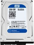 WD Blue WD2500AAKX 250GB SATA 6 Gb/s interface. 7200rpm. 16MB Buffer. 2 Year