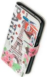Movizy walletcase Samsung Galaxy S4 Mini - Paris
