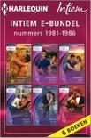 Intiem e-bundel nummers 1981 - 1986, 6-in-1